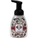 Dog Faces Foam Soap Dispenser (Personalized)