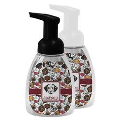 Dog Faces Foam Soap Bottle (Personalized)