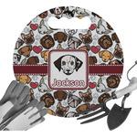 Dog Faces Gardening Knee Cushion (Personalized)
