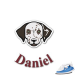 Dog Faces Graphic Iron On Transfer (Personalized)