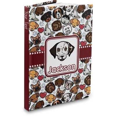 Dog Faces Hardbound Journal (Personalized)