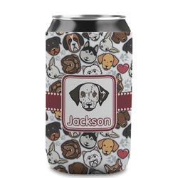 Dog Faces Can Sleeve (12 oz) (Personalized)