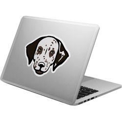 Dog Faces Laptop Decal (Personalized)