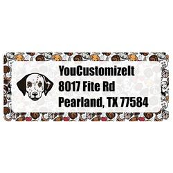 Dog Faces Return Address Labels (Personalized)