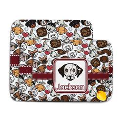 Dog Faces Memory Foam Bath Mat (Personalized)