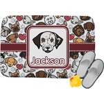 Dog Faces Memory Foam Bath Mat (Personalized)