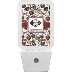 Dog Faces Night Light (Personalized)