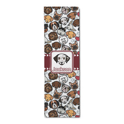 Dog Faces Runner Rug - 3.66'x8' (Personalized)
