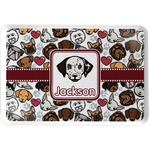 Dog Faces Serving Tray (Personalized)