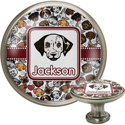 Dog Faces Cabinet Knobs (Personalized)