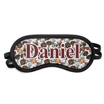 Dog Faces Sleeping Eye Mask (Personalized)