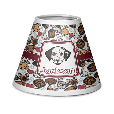 Dog Faces Chandelier Lamp Shade (Personalized)