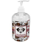 Dog Faces Soap / Lotion Dispenser (Personalized)