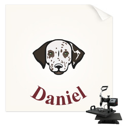 Dog Faces Sublimation Transfer (Personalized)