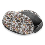 Dog Faces Travel Neck Pillow