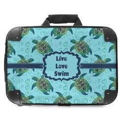 Sea Turtles Hard Shell Briefcase