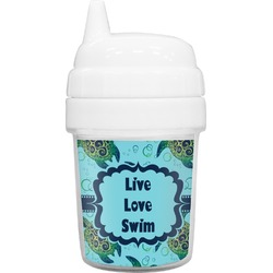 Sea Turtles Baby Sippy Cup (Personalized)