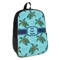 Sea Turtles Kids Backpack (Personalized)
