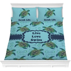 Sea Turtles Comforters (Personalized)
