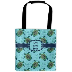 Sea Turtles Auto Back Seat Organizer Bag (Personalized)