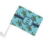 Sea Turtles Car Flag (Personalized)