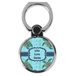 Sea Turtles Cell Phone Ring Stand & Holder (Personalized)