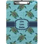 Sea Turtles Clipboard (Personalized)