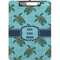 Sea Turtles Clipboard (Personalized)