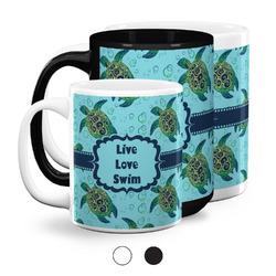 Sea Turtles Coffee Mugs
