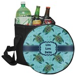Sea Turtles Collapsible Cooler & Seat (Personalized)