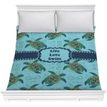 Sea Turtles Comforter (Personalized)