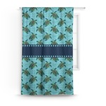 Sea Turtles Curtain (Personalized)