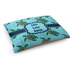 Sea Turtles Dog Bed (Personalized)