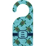 Sea Turtles Door Hanger (Personalized)