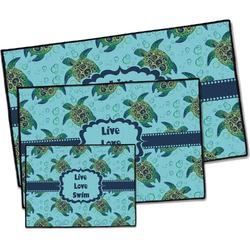 Sea Turtles Door Mat (Personalized)