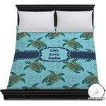 Sea Turtles Duvet Cover (Personalized)
