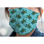 Sea Turtles Face Mask Cover (Personalized)