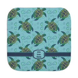 Sea Turtles Face Towel (Personalized)