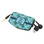 Sea Turtles Genuine Leather Cord Wrap (Personalized)
