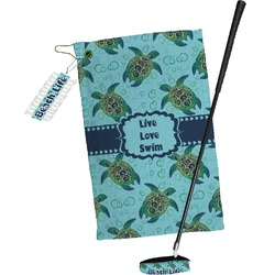 Sea Turtles Golf Towel Gift Set (Personalized)