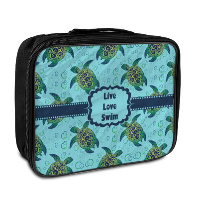 Sea Turtles Insulated Lunch Bag (Personalized)