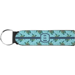 Sea Turtles Keychain Fob (Personalized)