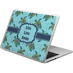 Sea Turtles Laptop Skin - Custom Sized (Personalized)