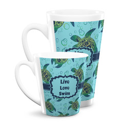 Sea Turtles Latte Mug