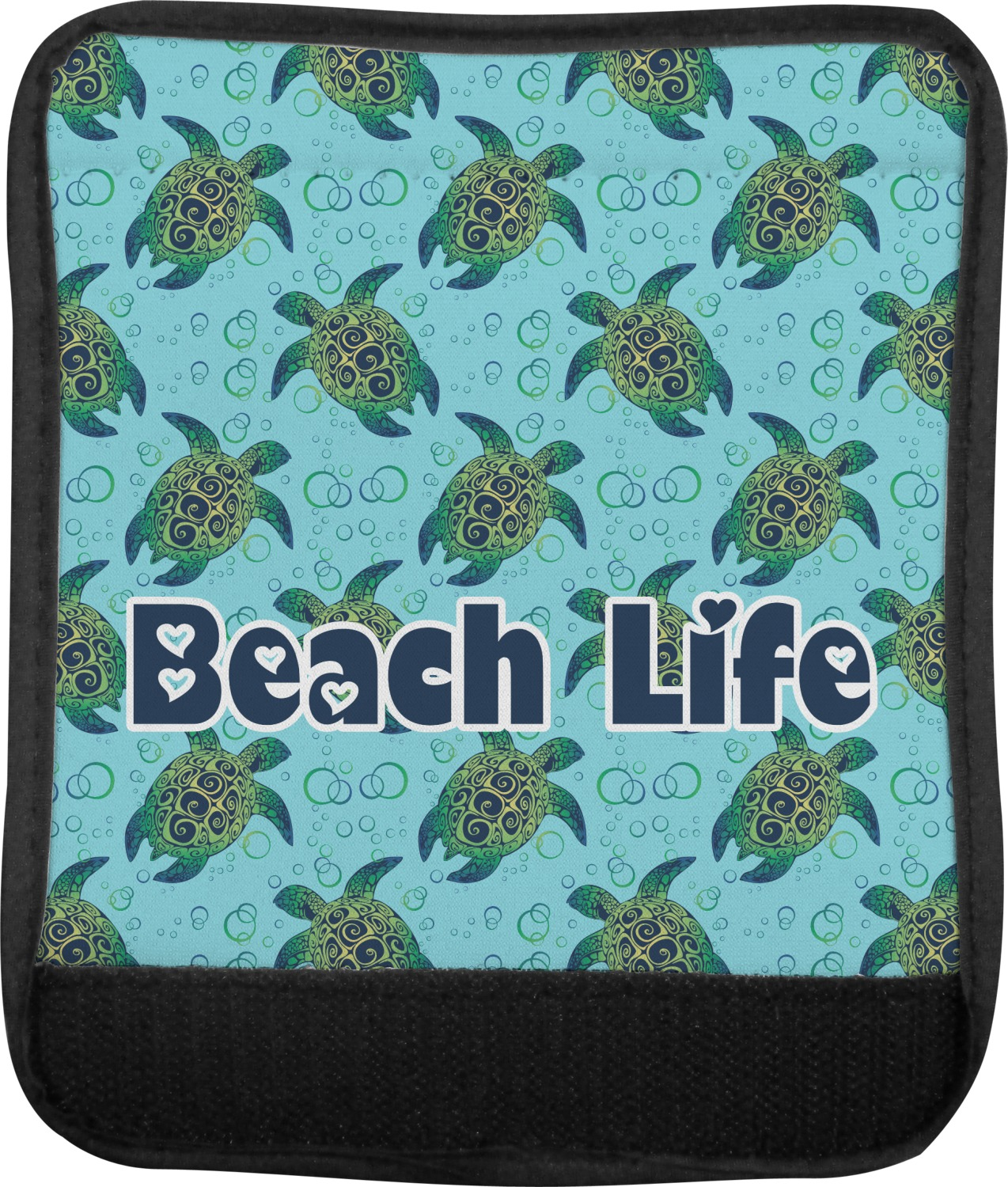 Sea Turtles Luggage Handle Cover Personalized
