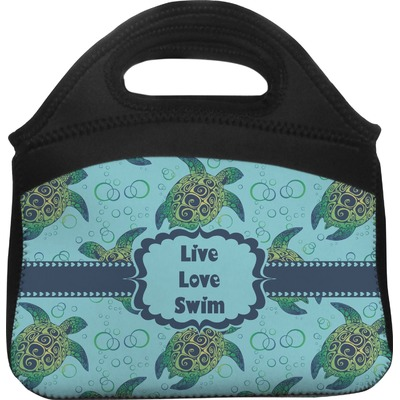Sea Turtles Lunch Tote (Personalized)