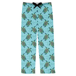 Sea Turtles Mens Pajama Pants (Personalized)