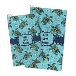 Sea Turtles Microfiber Golf Towel
