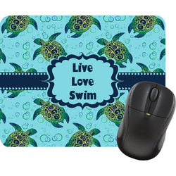 Sea Turtles Mouse Pad (Personalized)