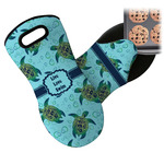 Sea Turtles Neoprene Oven Mitt (Personalized)
